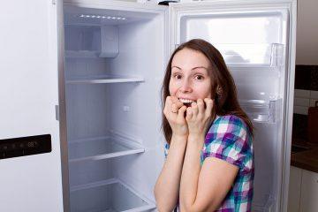 estrenar frigorífico