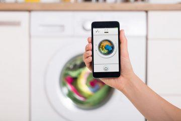 lavadoras inteligentes