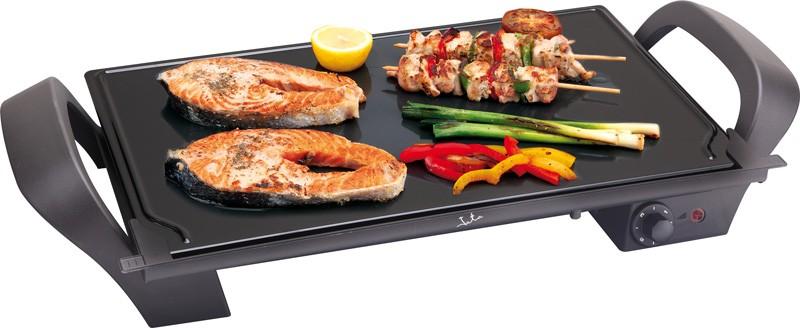 Tipos de placas de cocina ventajas e inconvenientes la for Plancha electrica cocina