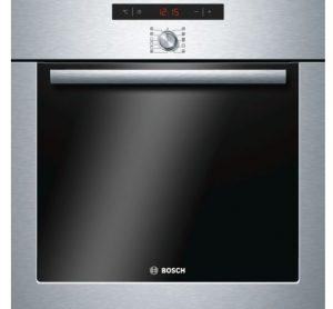 horno con puerta abatible o extraible