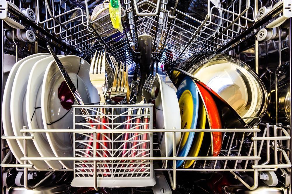 ubicar los electrodomésticos