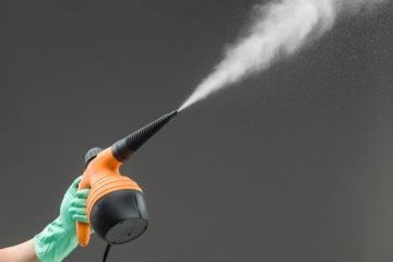 limpieza a vapor