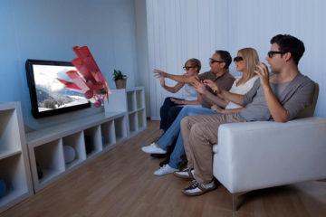 soporte de televisión