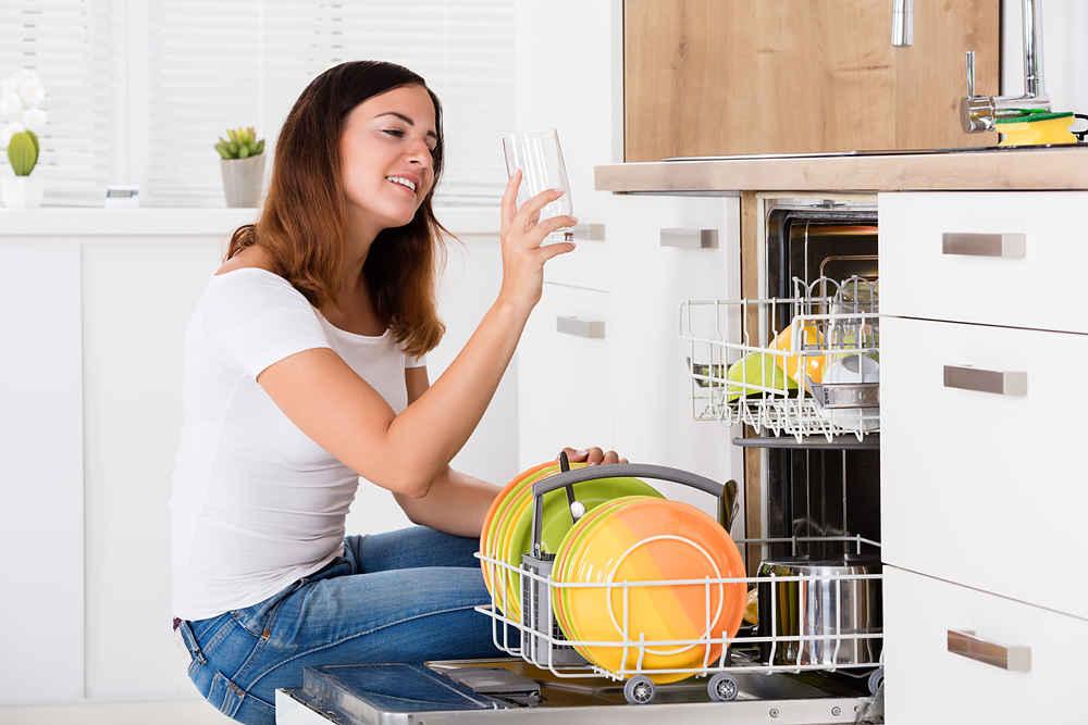 lavavajillas inteligente