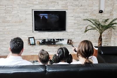 tamaño de televisor