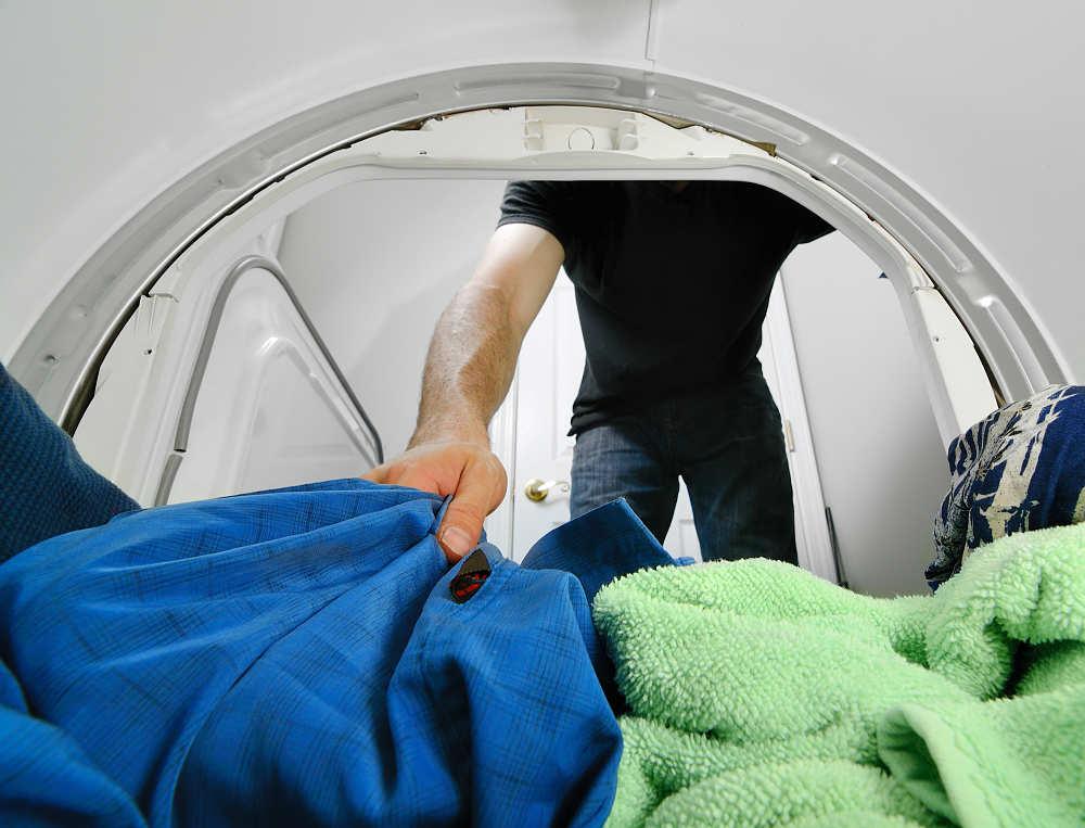 mantenimiento de la secadora