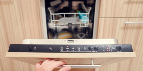 cambiar el lavavajillas