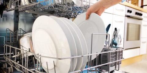 cargar correctamente el lavavajillas