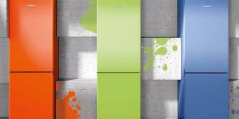 Da color a tu cocina con Colourline de Liebherr