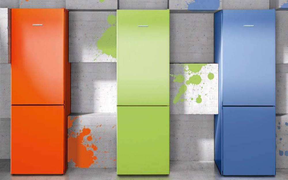 Da color a tu cocina con Colourline de Liebherr