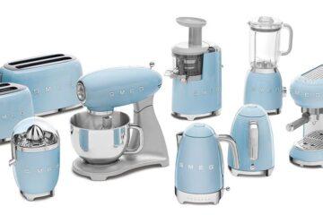 pequeños electrodomésticos linea años 50 smeg